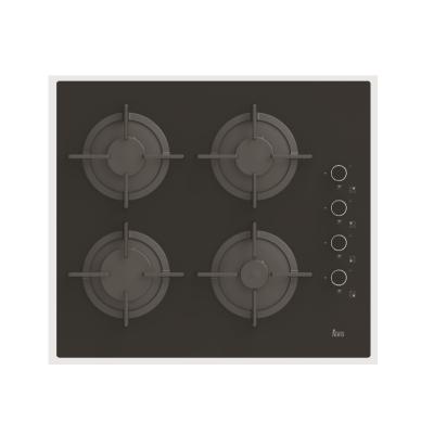 Teka - Teka PAC 60 4G AI AL CI Ankastre Ocak, Siyah, 60 cm